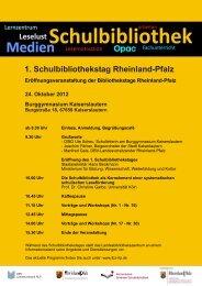 Einladung SB-Tag 4 Seiten einzeln.cdr - Landesbibliothekszentrum ...