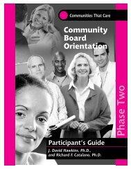 CBO Participation Guide Module 1
