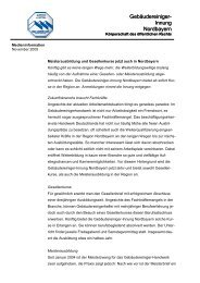 PM eigene Meisterausbildung - Gebäudereiniger-Innung Nordbayern