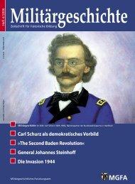 The Second Baden Revolution - Militärgeschichtliches ...