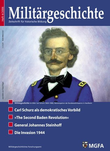 The Second Baden Revolution - Militärgeschichtliches ...