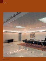 Salão de Eventos da Globo Minas - Lume Arquitetura