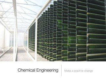 CHEMICAL ENGINEERING - Monash University