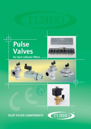 Pulse Valves