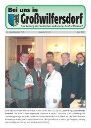Juni 2005 / Nr. 82 (1,90 MB) - Großwilfersdorf