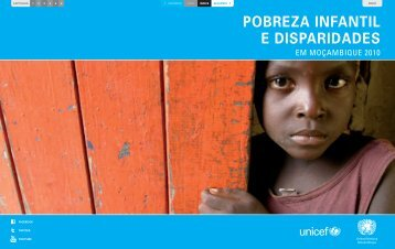 Baixar PDF (13.9MB) - UNICEF Mozambique - Home page