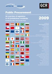 Public Procurement - Peterka & Partners