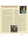 Prelude: The Chipmunk Connection - Moravian College - Page 5