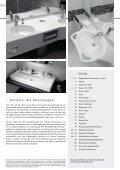 Waschtische nach Maß - Varicor - Seite 3