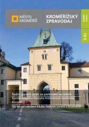 Vydání - 4 / 2009 - Město Kroměříž