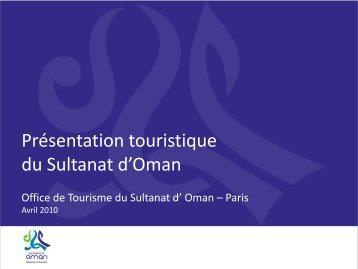 Télécharger la présentation au format PDF - Office de tourisme du ...