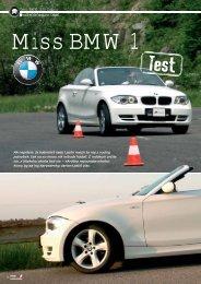 Test: BMW 125i Cabrio - AutoTuning.sk