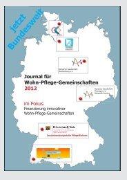 jetzt Bundesweit - Alzheimer Gesellschaft Brandenburg eV