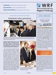 WRF_0612.pdf 1,04 MB - Wirtschaftsförderung Region Freiburg eV