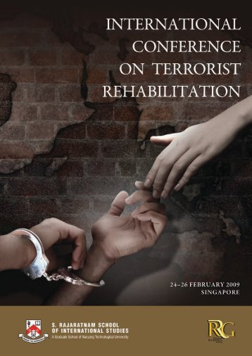 International Conference On Terrorist Rehabilitation