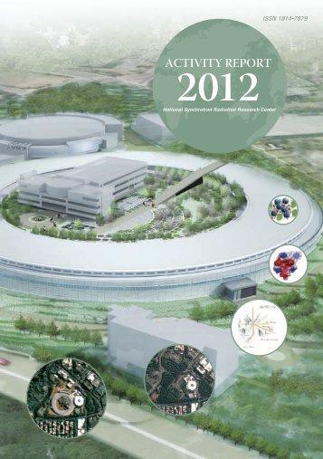 Download Activity Report 2012