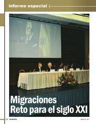 Migraciones reto para el siglo XXI - Revista Perspectiva