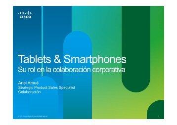 Tablets & Smartphones - CICOMRA
