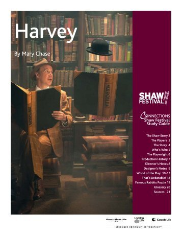 Harvey - Shaw Festival Theatre