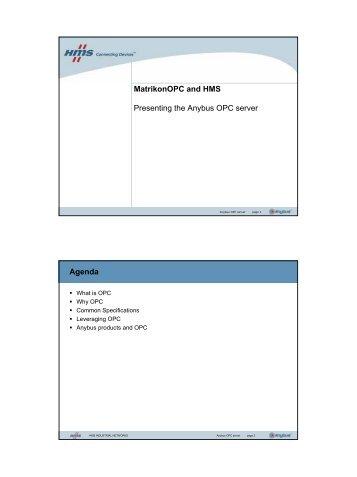 Inat Opc server Manual