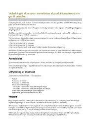 Vejledning om digital indberetning af ... - Energitilsynet