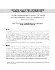 DERIVATIVES USAGE BY NON-FINANCIAL FIRMS IN ... - Esan
