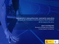 Encuesta sobre los hábitos deportivos en España 2010 - My Laureate