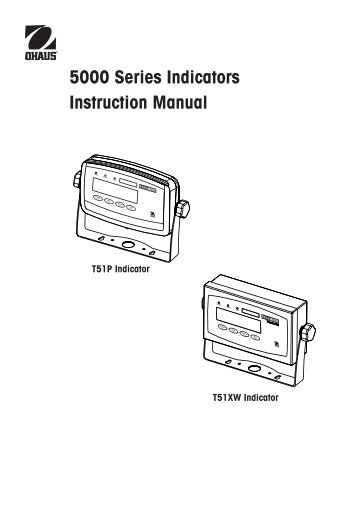 safety manual - optiswitch series 5000 -