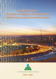 district heating - Lietuvos šilumos tiekėjų asociacija (LŠTA)