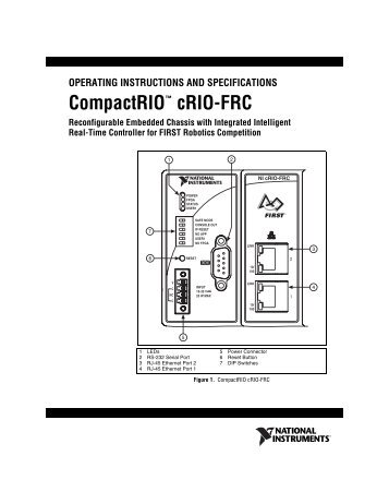 Superb Crio Frc Wire Diagram Wiring Diagram Wiring Cloud Hisonuggs Outletorg
