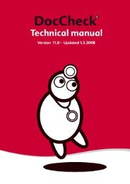 Doccheck Medical Services Gmbh