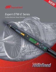 Expert ETW-E Series - Ingersoll Rand