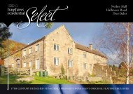 Nether Hall Hallmoor Road Two Dales - Sequence