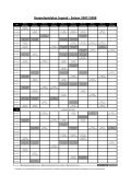 Gesamtspielplan Aktive - Saison 2007/2008 - bei der SG ... - Seite 6