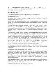 November 1949 to 1999 - Northwest Chess!