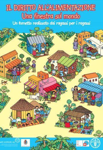 Un fumetto realizzato dai ragazzi per i ragazzi