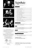 Bodó A. Ottó: GYILKOSOK SZERELME - Színház.net - Page 2