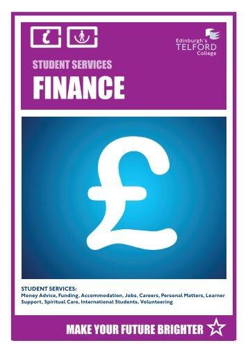 Student ServiceS - Edinburgh's Telford College