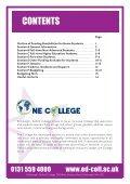 Student ServiceS - Edinburgh's Telford College - Page 2