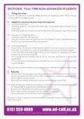 Student ServiceS - Edinburgh's Telford College - Page 5