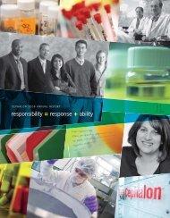 cephalon 2008 annual report - Alle jaarverslagen