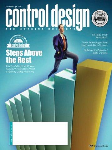 September 2010 - Control Design