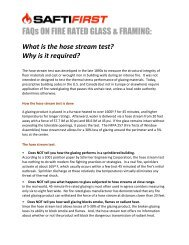 What is the hose stream test? - Safti First