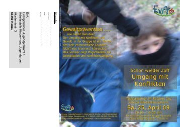 Download Flyer als PDF - EvA