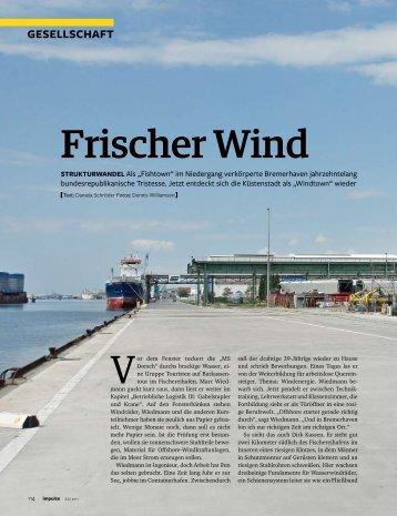 Frischer Wind - Daniela Schröder