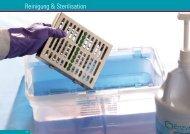 Reinigung.&.Sterilisation