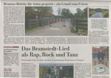 20.05.2010, Segeberger Zeitung, Gildefest - Bramstedter ...