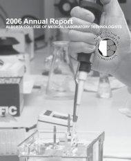 2006 Annual Report - CMLTA