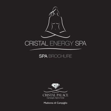 SPA BROCHURE - Cristal Palace