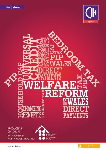 Welfare reform in Wales